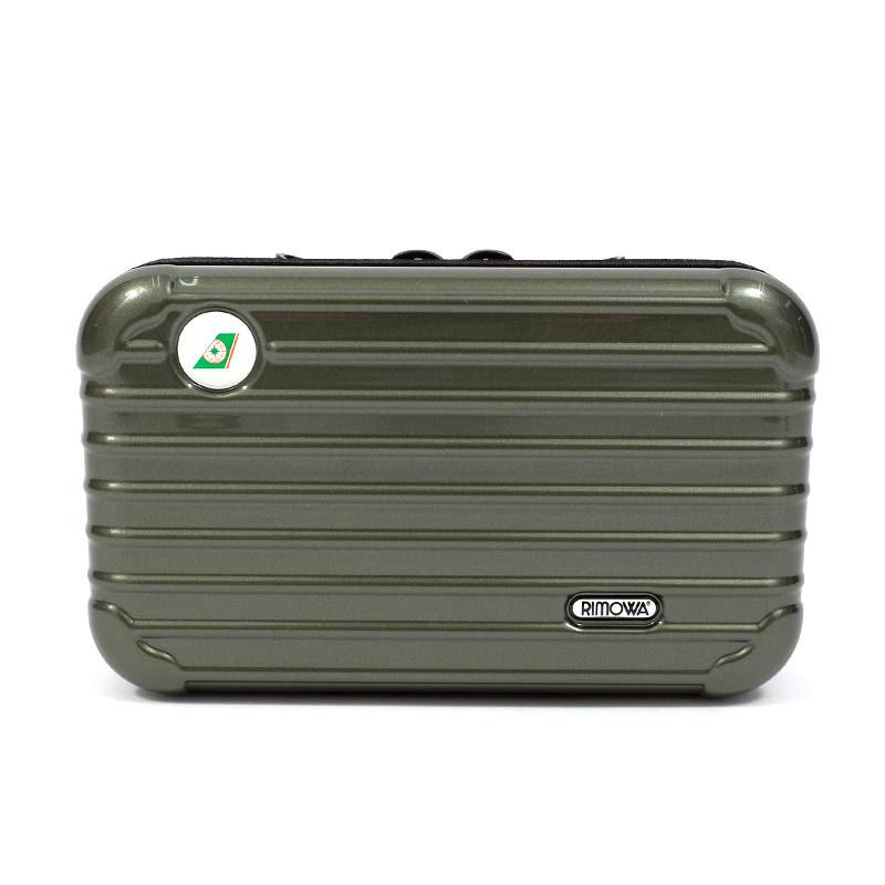 RIMOWA(リモワ)スーツケース EVA航空限定 アメニティケース 在庫商品 オリーブグリーン画像
