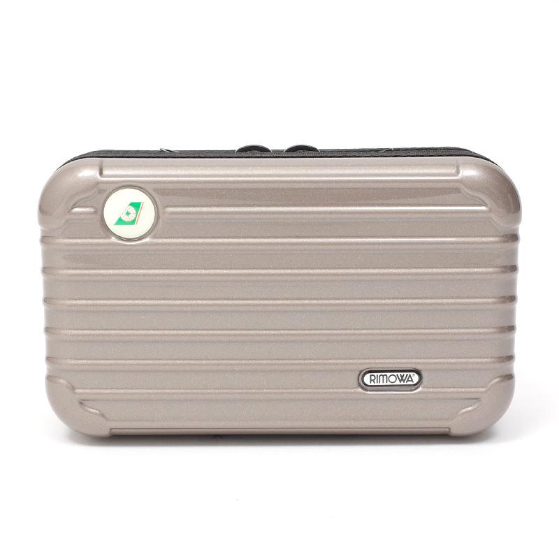 リモワスーツケース EVA航空限定 アメニティケース 在庫商品 ライトブラウン画像