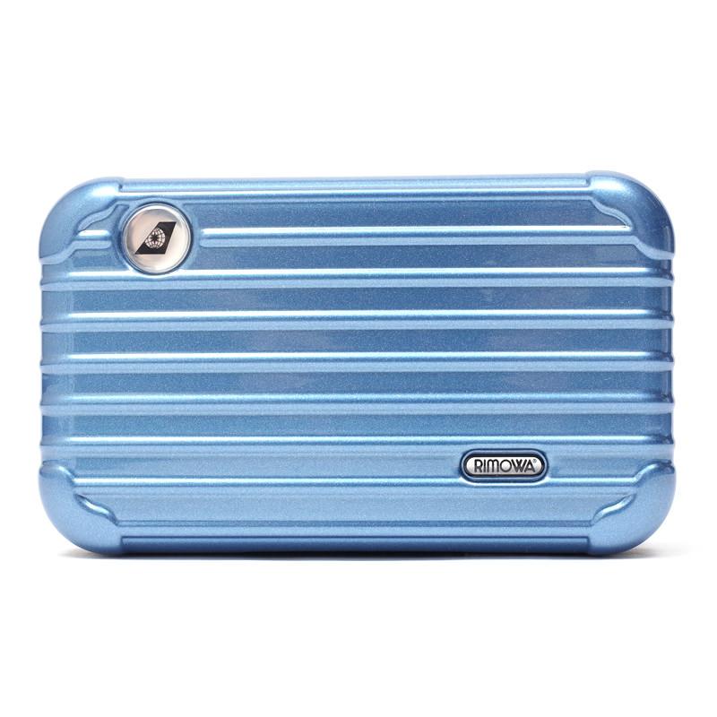 リモワスーツケース EVA航空限定 アメニティケース 在庫商品 スカイブルー画像