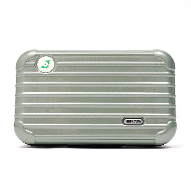 リモワスーツケース EVA航空限定 アメニティケース 在庫商品 モスグリーン画像