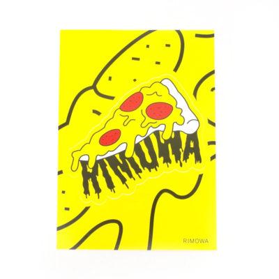 RIMOWA ステッカー Pizza