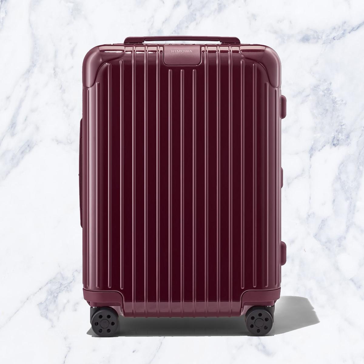 RIMOWA(リモワ)スーツケース リモワ エッセンシャル 83253874 キャビン 36L ベリーパープル画像