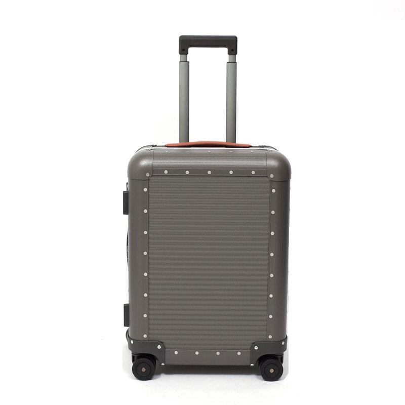 RIMOWA(リモワ)スーツケース FPM BANK Spinner 36.6L マットグレー 在庫商品画像