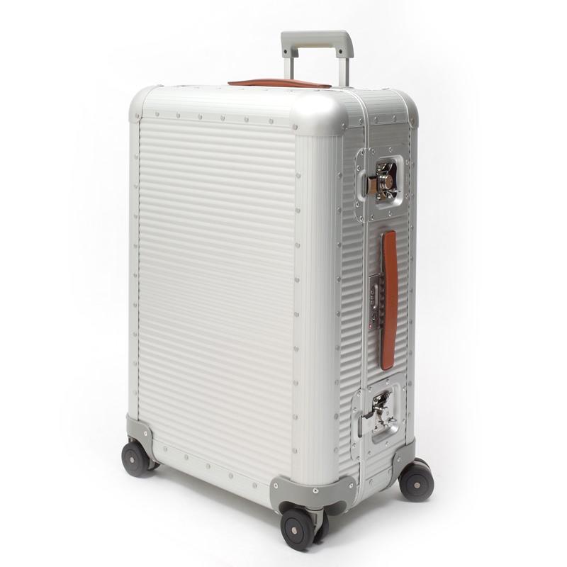 リモワスーツケース FPM BANK Spinner 68L シルバー 在庫商品画像