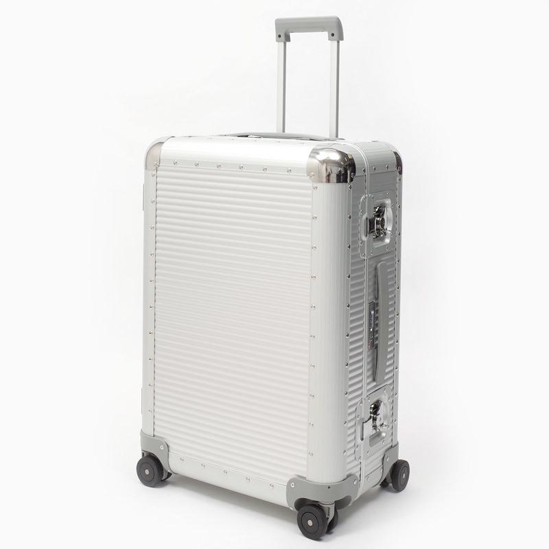 リモワスーツケース FPM BANK S Spinner 68L シルバー 在庫商品画像