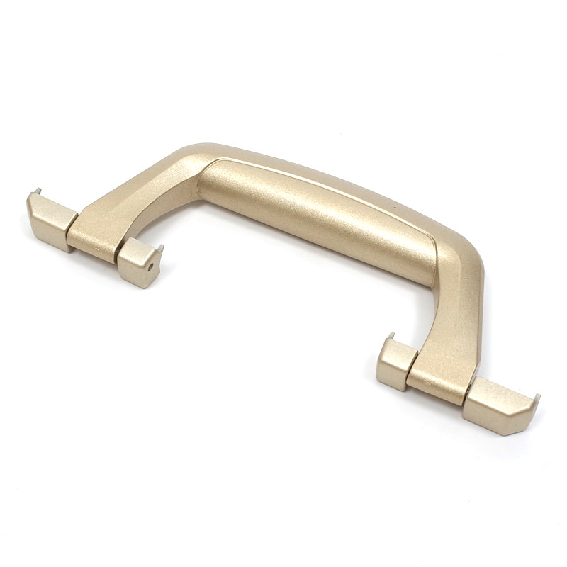 ハンドル トパーズ系 ゴールド バネ自動回復式