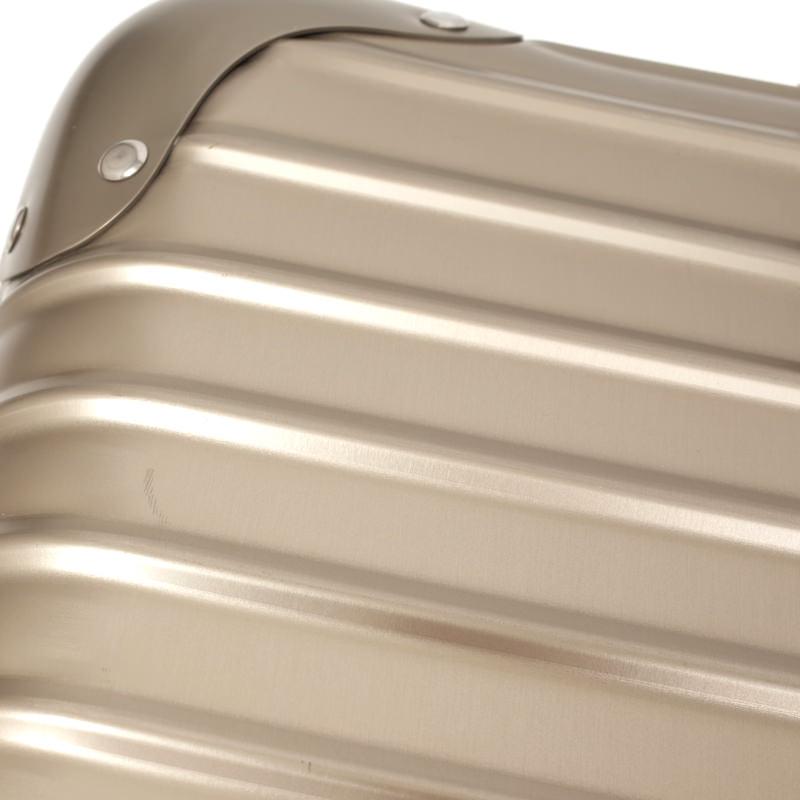 リモワ トパーズ チタニウム 923.40.03.4 アウトレット商品 26リットル 4輪