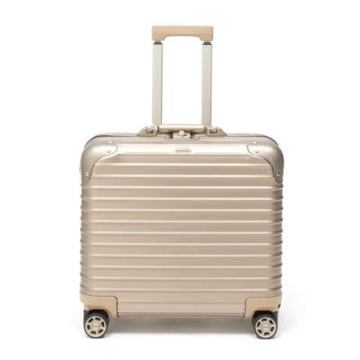 【週末限定価格】リモワ トパーズ チタニウム 923.40.03.4 アウトレット商品 26リットル 4輪