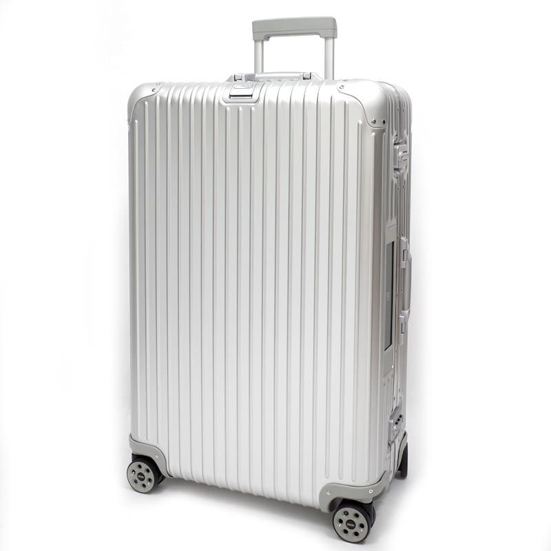 RIMOWA(リモワ)スーツケース リモワ トパーズ 電子タグ 中古美品 O924.73.00.5 82リットル 4輪画像