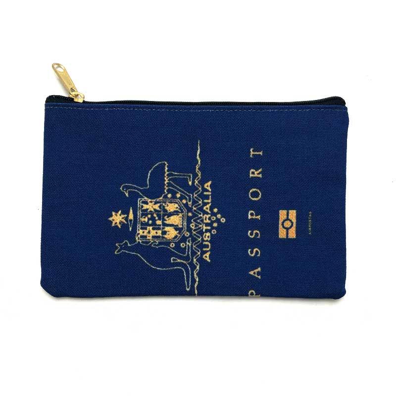RIMOWA(リモワ)スーツケース AIRPORTAG アウトレット トラベルポーチ パスポートモチーフ イギリス画像