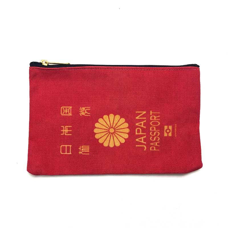 RIMOWA(リモワ)スーツケース AIRPORTAG アウトレット トラベルポーチ パスポートモチーフ画像