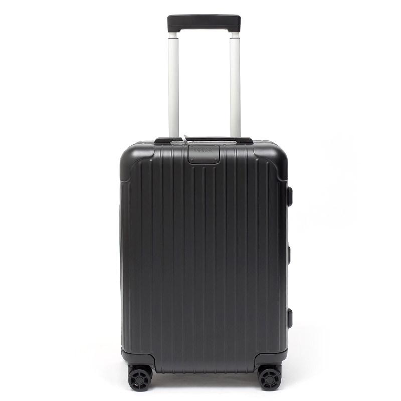 RIMOWA(リモワ)スーツケース リモワ エッセンシャル 832.52.63.4 キャビンS 34L 在庫商品 マットブラック画像