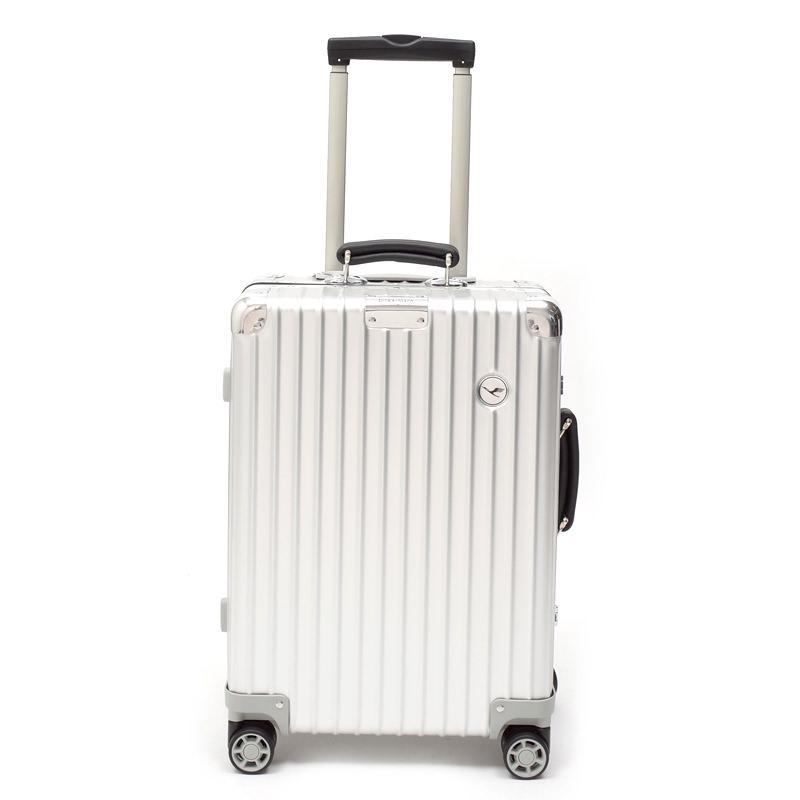 RIMOWA(リモワ)スーツケース クラシック ルフトハンザエディション Cabin シルバー 36L 在庫商品画像