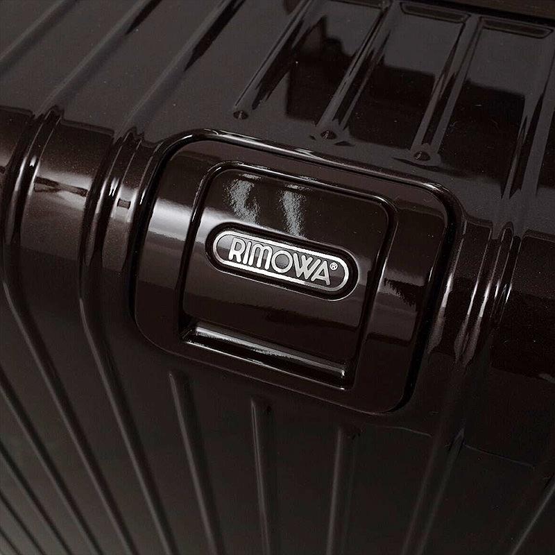 リモワ サルサ デラックス 電子タグ 831.63.52.5 在庫商品 63リットル 4輪
