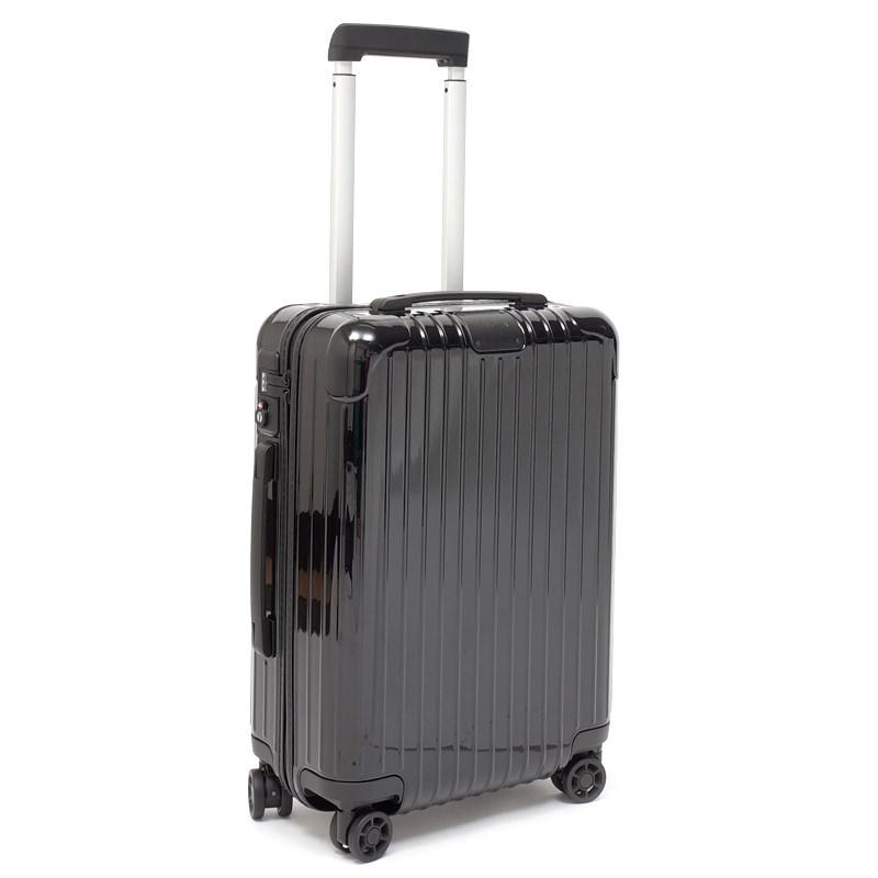 RIMOWA(リモワ)スーツケース リモワ エッセンシャル 832.52.62.4 キャビンS 34L ブラック 在庫商品画像