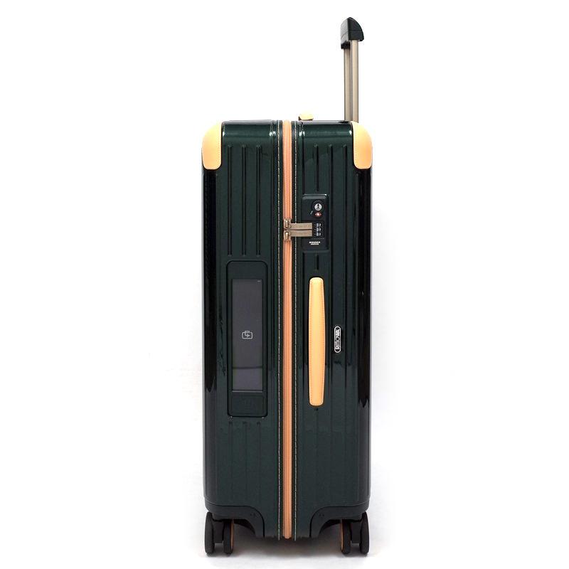 リモワ ボサノバ 電子タグ 870.70.41.5 在庫商品 75リットル 4輪