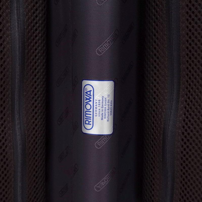 リモワ トパーズ ステルス 923.56.01.4 在庫商品 45リットル 4輪