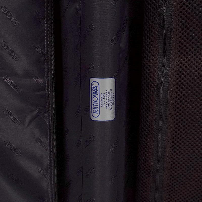 リモワ トパーズ ステルス 在庫商品 924.70.01.4 82リットル 4輪