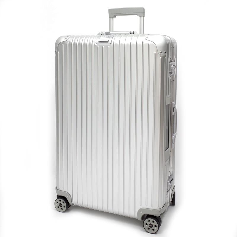リモワ トパーズ 電子タグ 在庫商品 924.73.00.5 82リットル 4輪