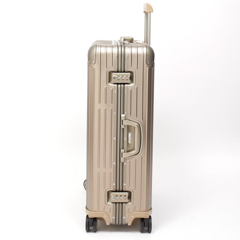 リモワ トパーズ チタニウム 924.73.03.4 在庫商品 85リットル 4輪