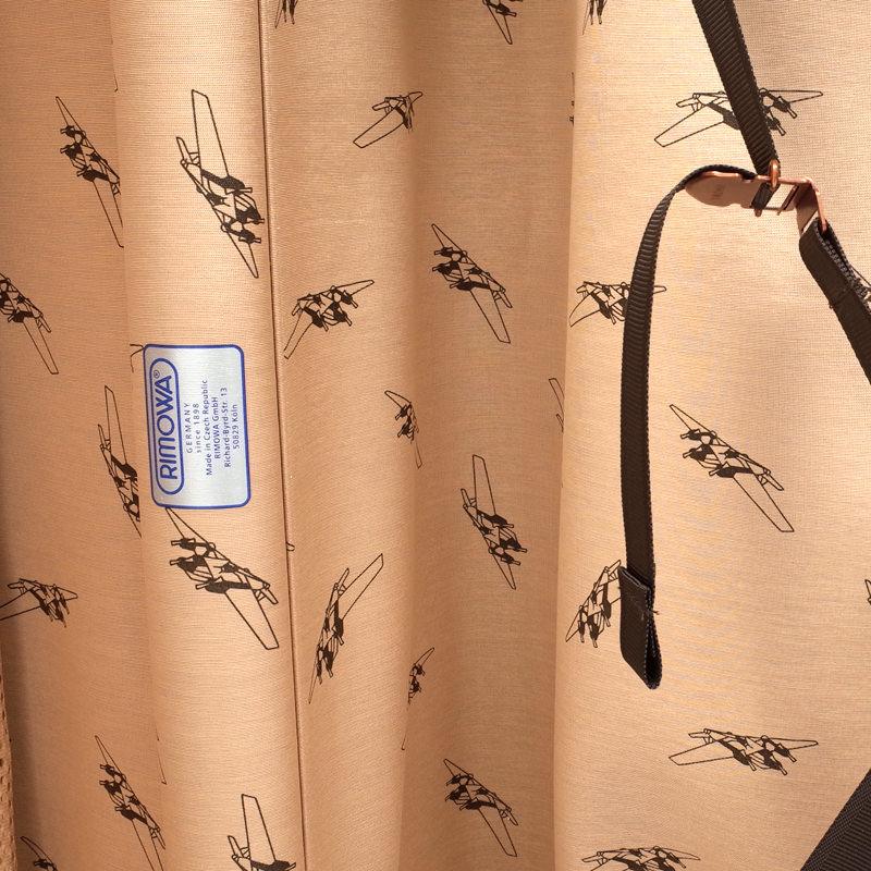 リモワ クラシックフライト 在庫商品 971.73.00.4 85リットル 4輪