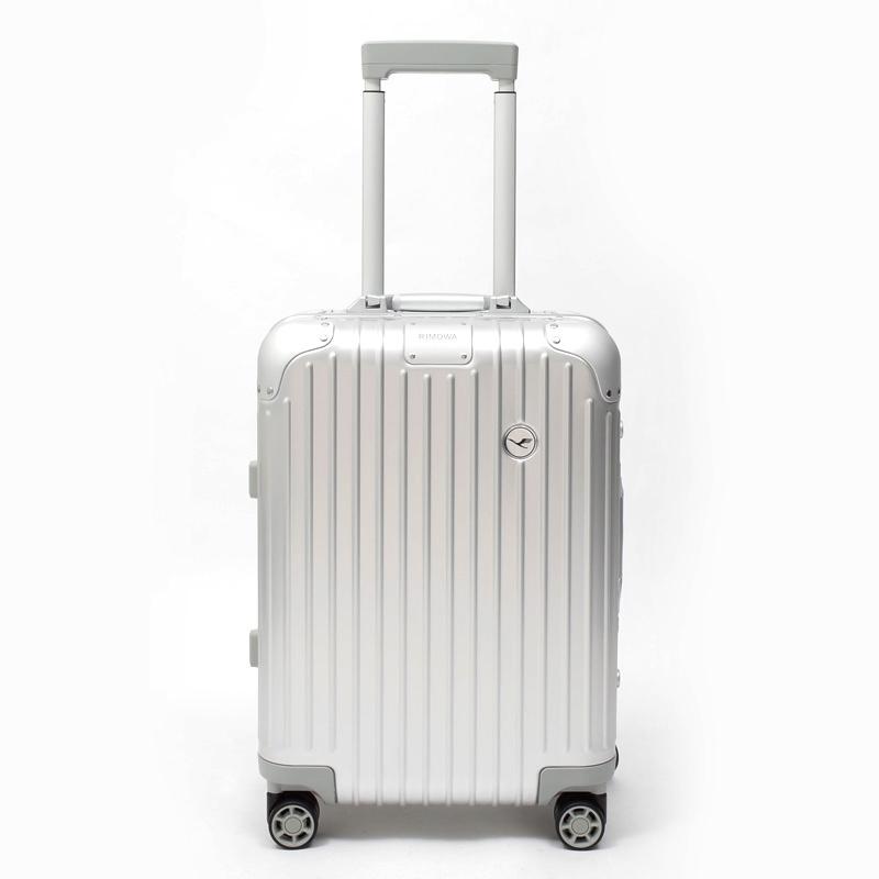 RIMOWA(リモワ)スーツケース オリジナル ルフトハンザエディション Cabin シルバー 35L 在庫商品画像