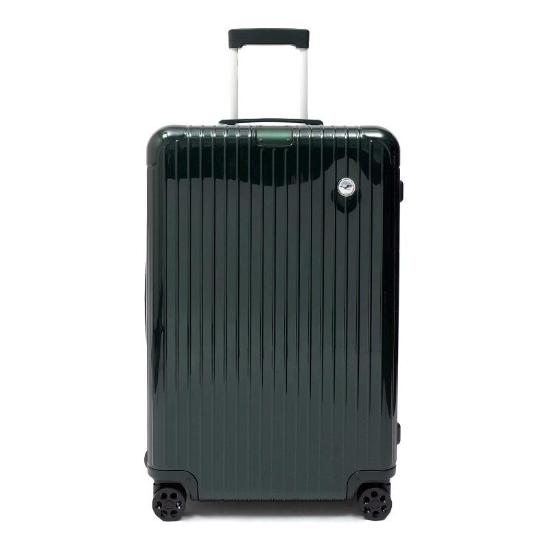 RIMOWA(リモワ)スーツケース エッセンシャル ルフトハンザエディション Check-In L グリーン 85L 在庫商品画像