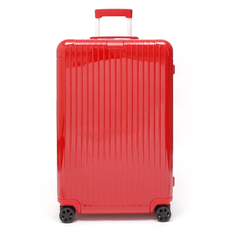 RIMOWA(リモワ)スーツケース リモワ エッセンシャル 832.73.65.4 チェックインL 85L 在庫商品 レッド画像
