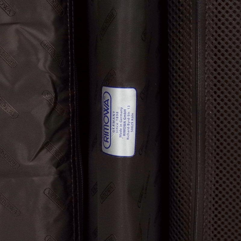リモワ トパーズ チタニウム 電子タグ 在庫商品 923.73.03.5 82リットル 4輪