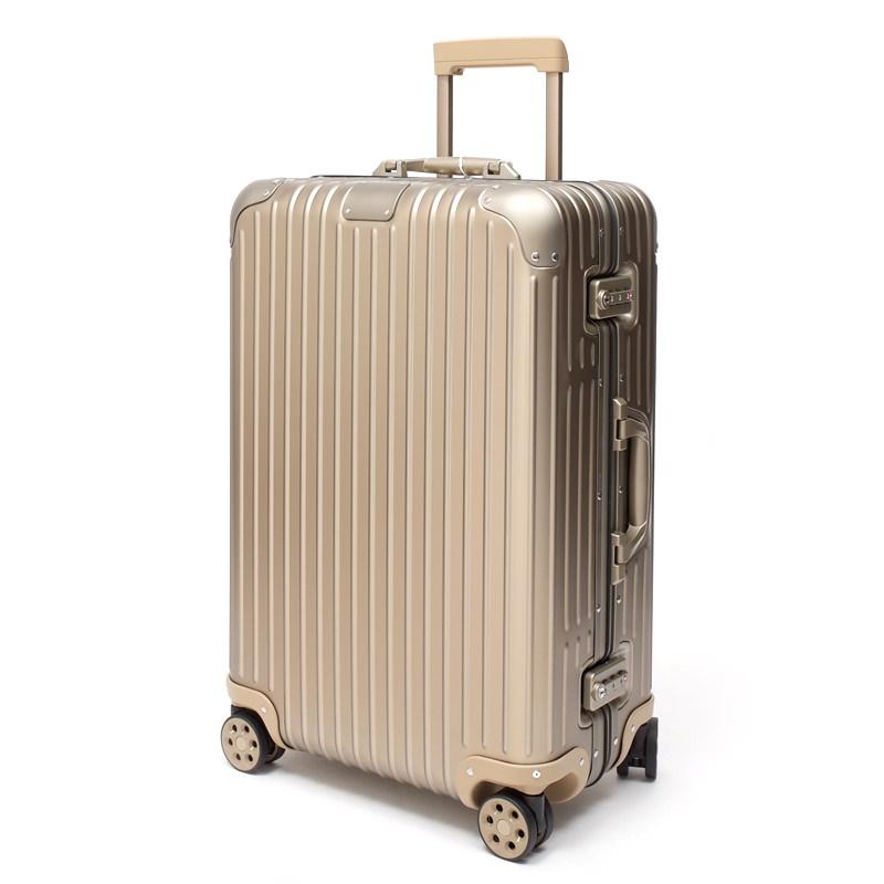 リモワスーツケース リモワ オリジナル 925.63.03.4チェックインM 在庫商品 60リットル 4輪画像