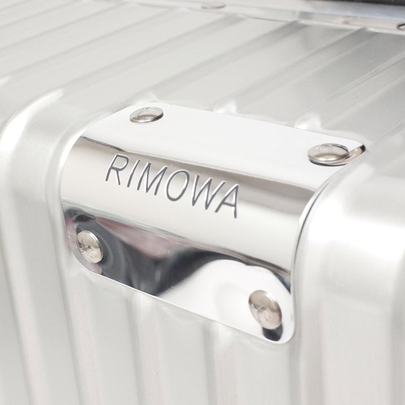 リモワ クラシック チェックインM 在庫商品 61リットル 4輪