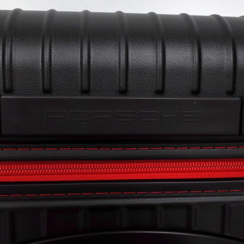 リモワ ポルシェ ウルトラライト ブラック×レッド 在庫商品 33リットル 4輪
