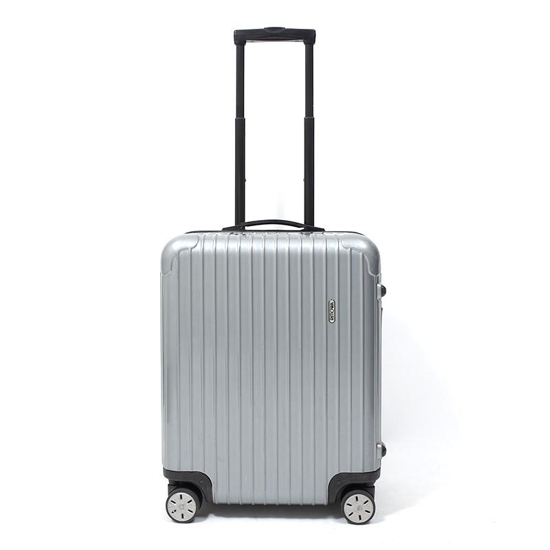 RIMOWA(リモワ)スーツケース リモワ サルサ 876.56-2 48リットル 中古美品 4輪画像