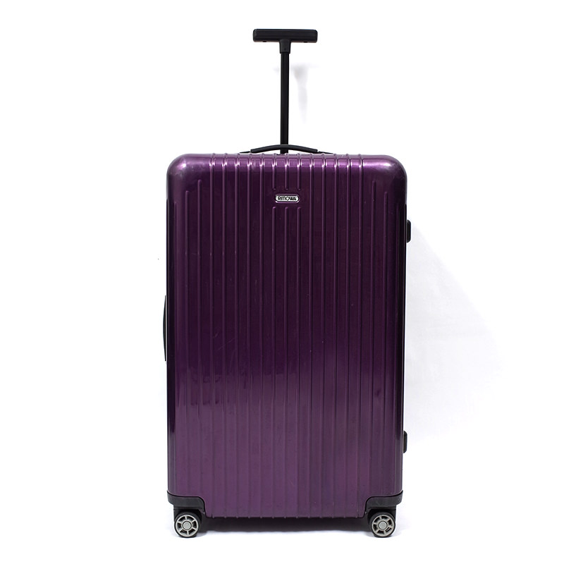 RIMOWA(リモワ)スーツケース リモワ サルサエアー 中古商品 822.70 80リットル 4輪画像