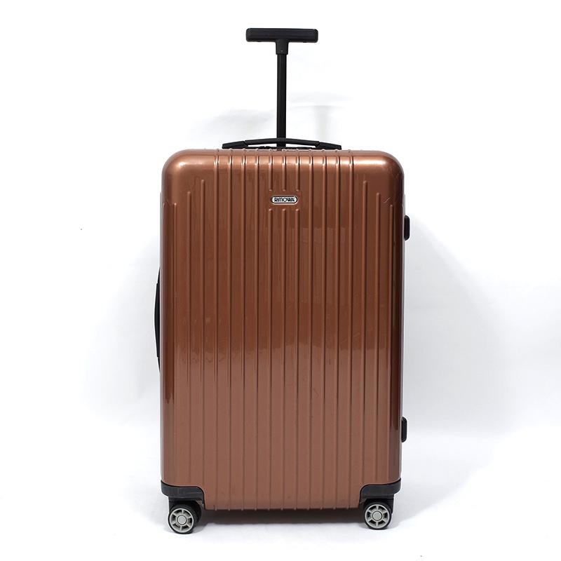 RIMOWA(リモワ)スーツケース リモワ サルサ エアー 827.63 65リットル 中古商品 4輪画像