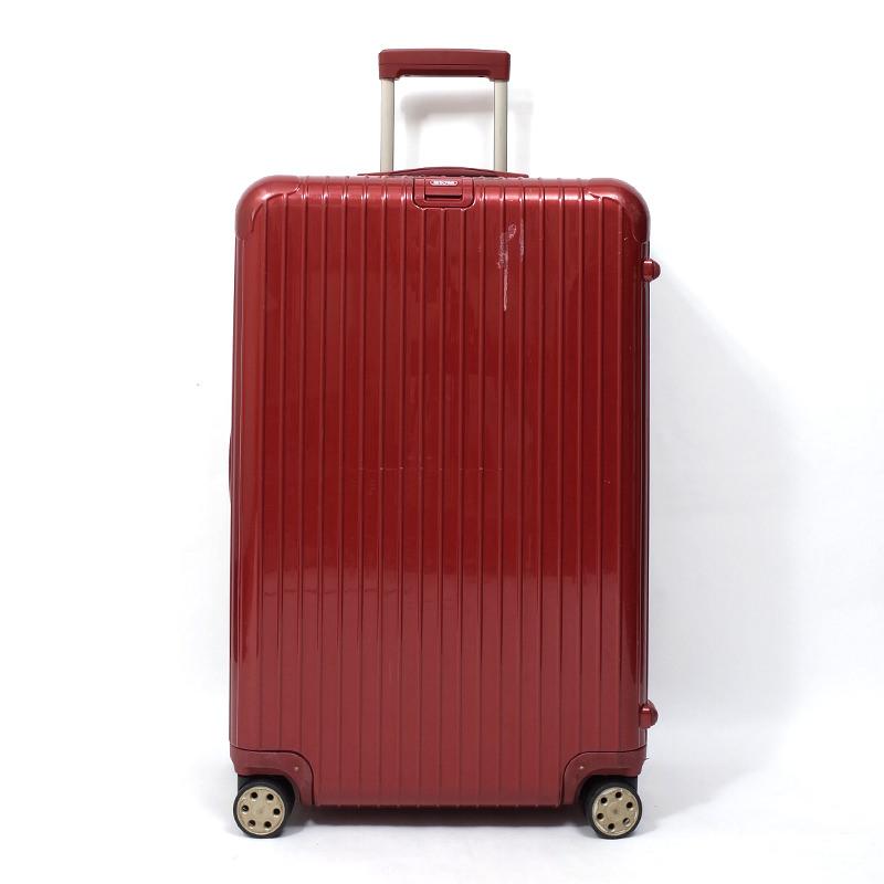 RIMOWA(リモワ)スーツケース リモワ サルサ デラックス U830.73 87リットル 中古商品 4輪画像