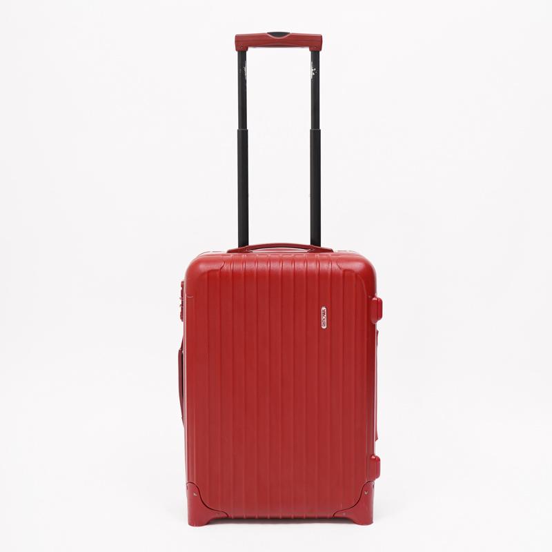 リモワスーツケース リモワ サルサ 855.52 35リットル 中古商品 2輪画像