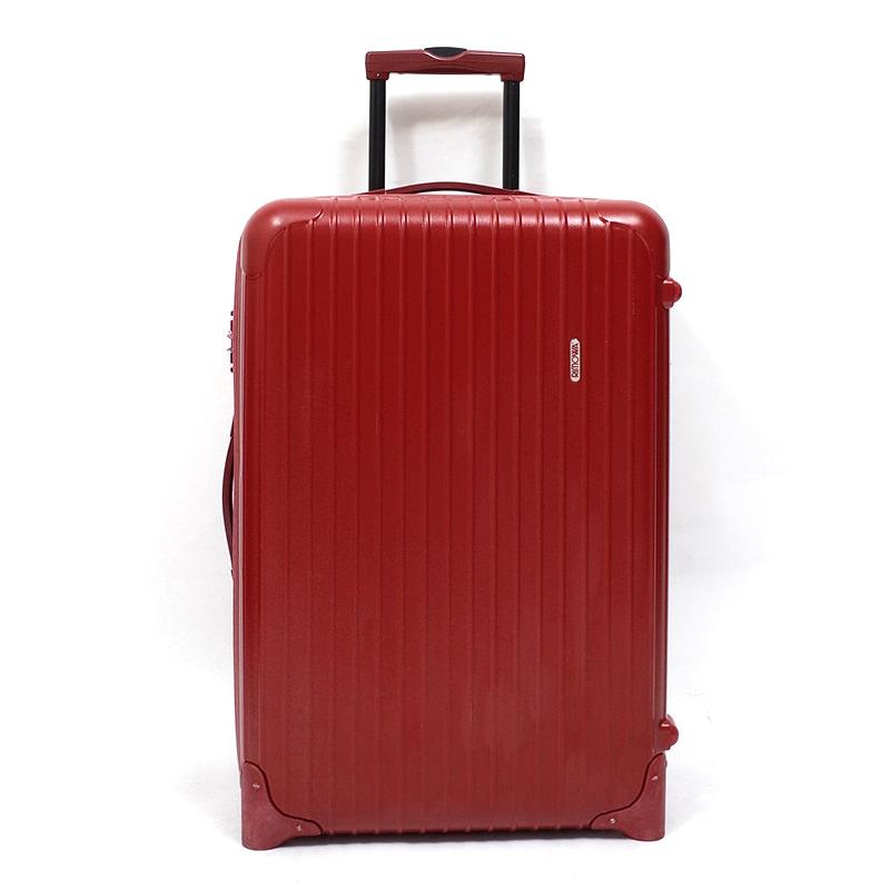 RIMOWA(リモワ)スーツケース リモワ サルサエアー 855.63-2  中古商品 63リットル 2輪画像