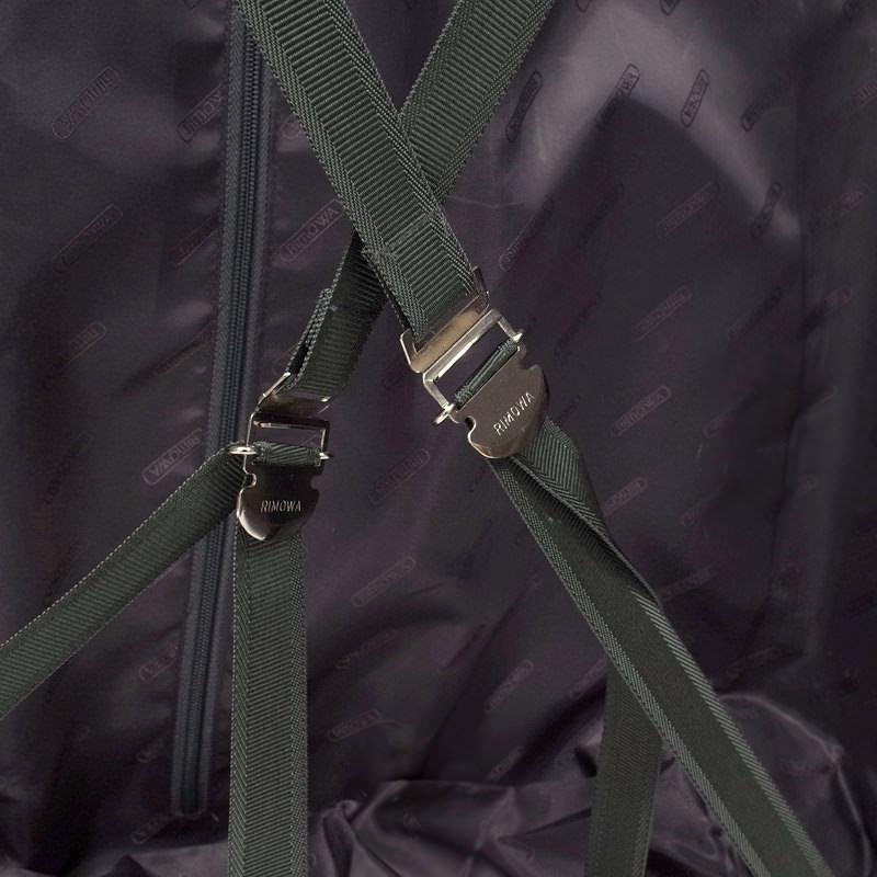 リモワ リンボ 891.77 中古商品 98リットル 4輪