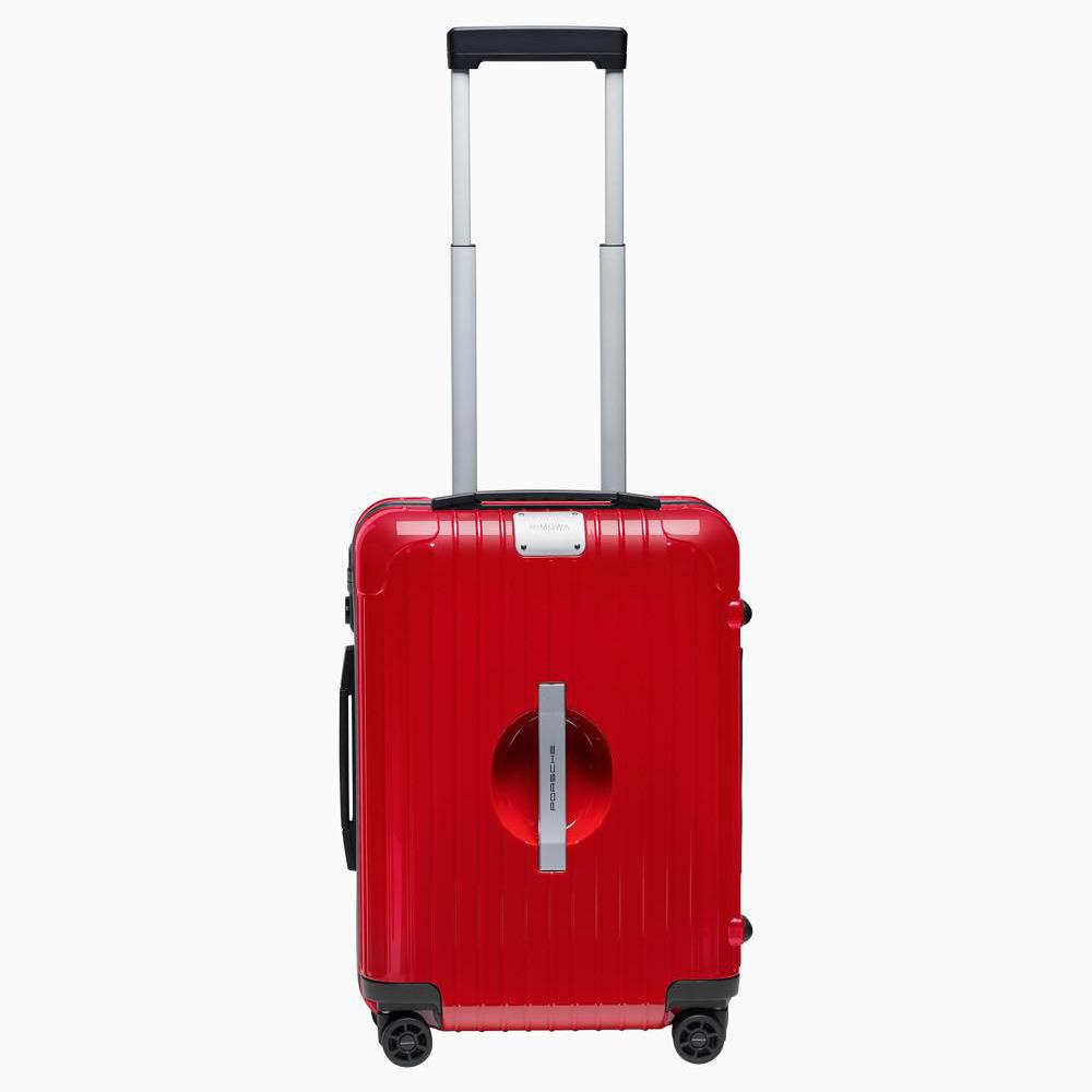 RIMOWA(リモワ)スーツケース リモワ ポルシェ ウルトラライトエディション2.0 インディアンレッド 32リットル 4輪画像