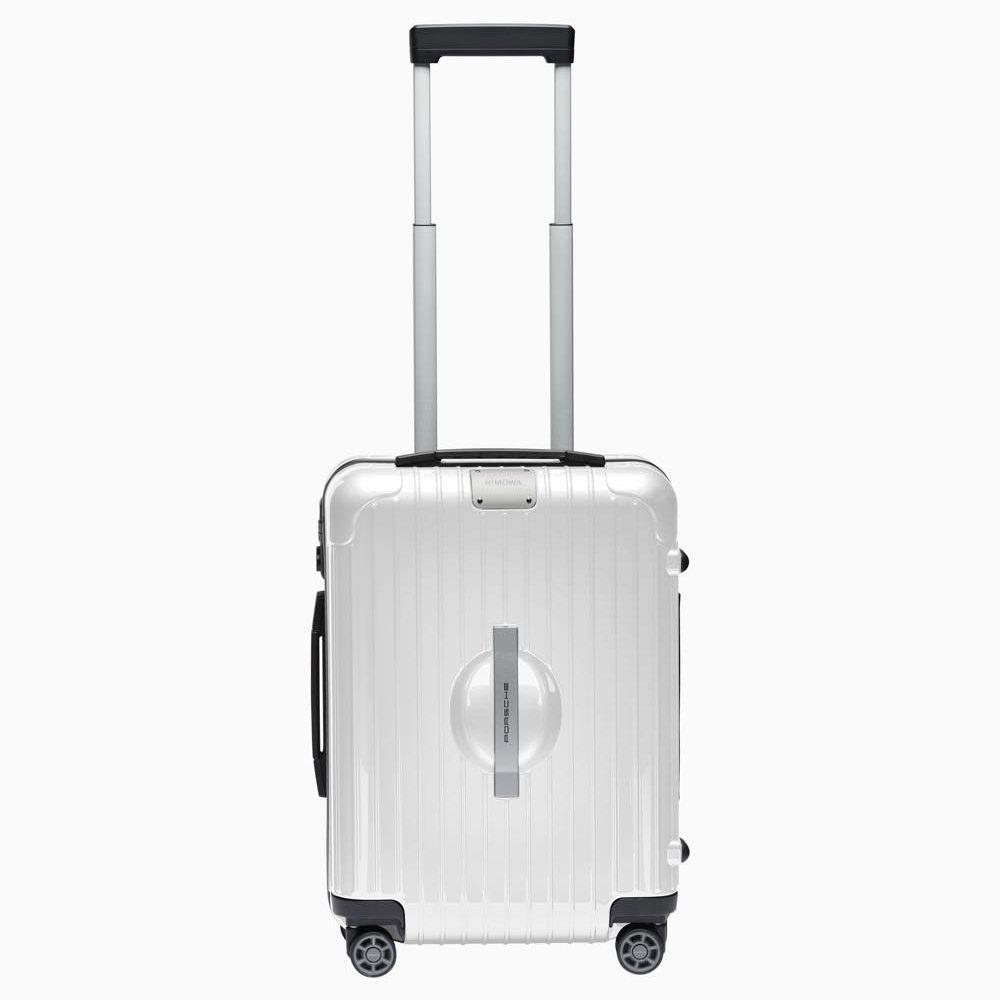 RIMOWA(リモワ)スーツケース リモワ ポルシェ ウルトラライトエディション2.0 カラーラホワイト 32リットル 4輪画像