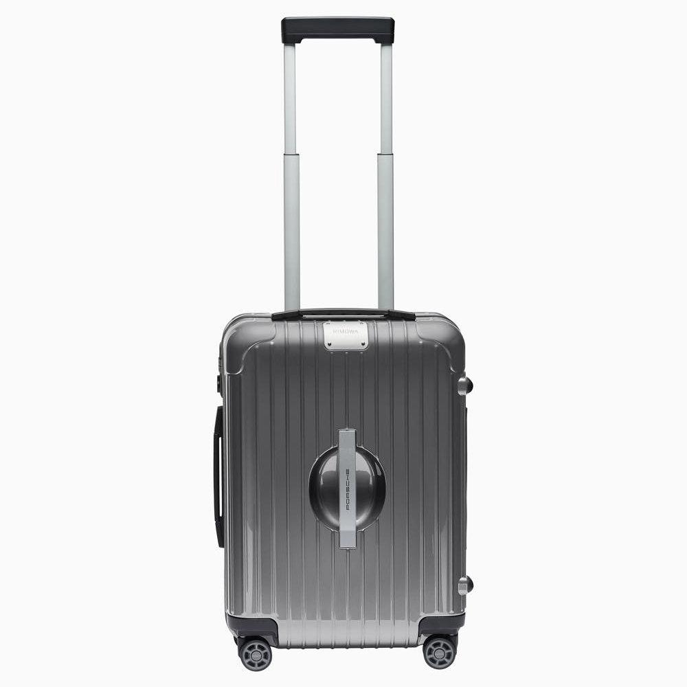 RIMOWA(リモワ)スーツケース リモワ ポルシェ ウルトラライトエディション2.0 シルバー 32リットル 4輪画像