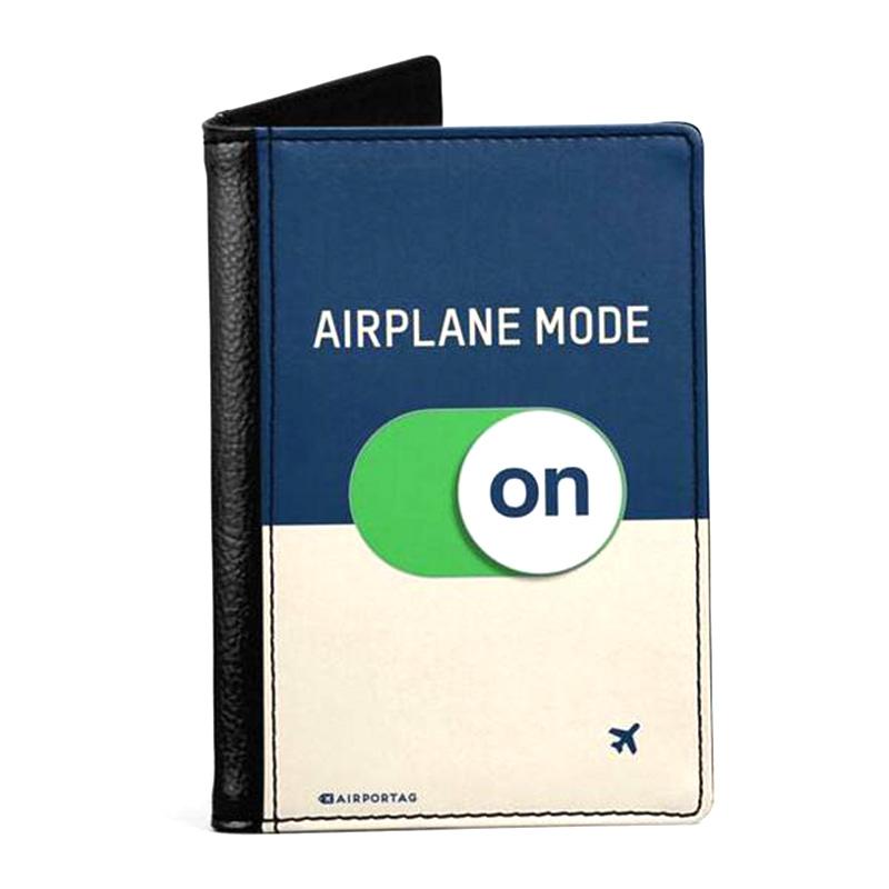 RIMOWA(リモワ)スーツケース AIRPORTAG パスポートカバー Airplane Mode On画像