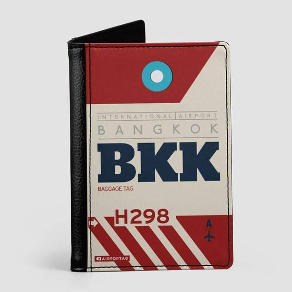 RIMOWA(リモワ)スーツケース AIRPORTAG パスポートカバー BKK画像