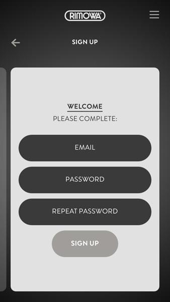 電子タグの使い方 - ユーザー登録