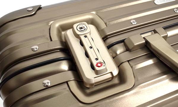 TSAロックの形状 偽物
