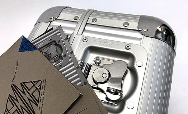 FPMのスーツケースは修理保証がある?