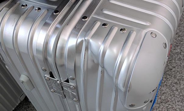 アルミニウムモデルの修理について
