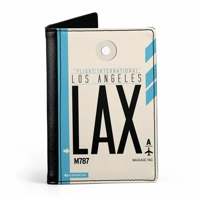 RIMOWA(リモワ)スーツケース AIRPORTAG パスポートカバー LAX画像