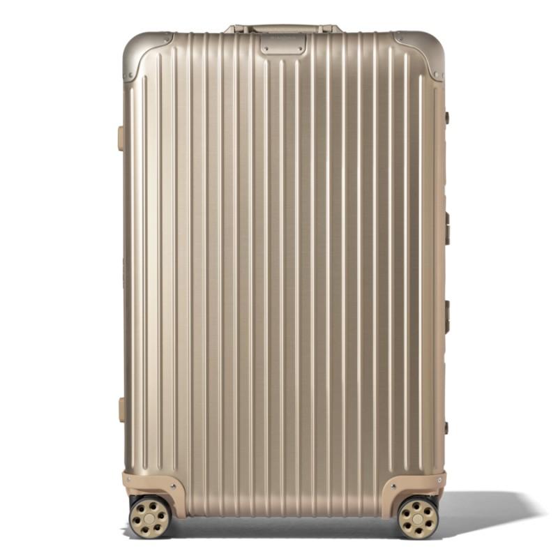 RIMOWA(リモワ)スーツケース リモワ オリジナル チェックインL  在庫商品 86リットル 4輪画像